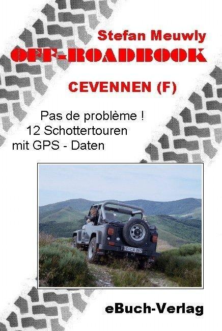 Off-Roadbook-Cevennen (F) als Buch (kartoniert)