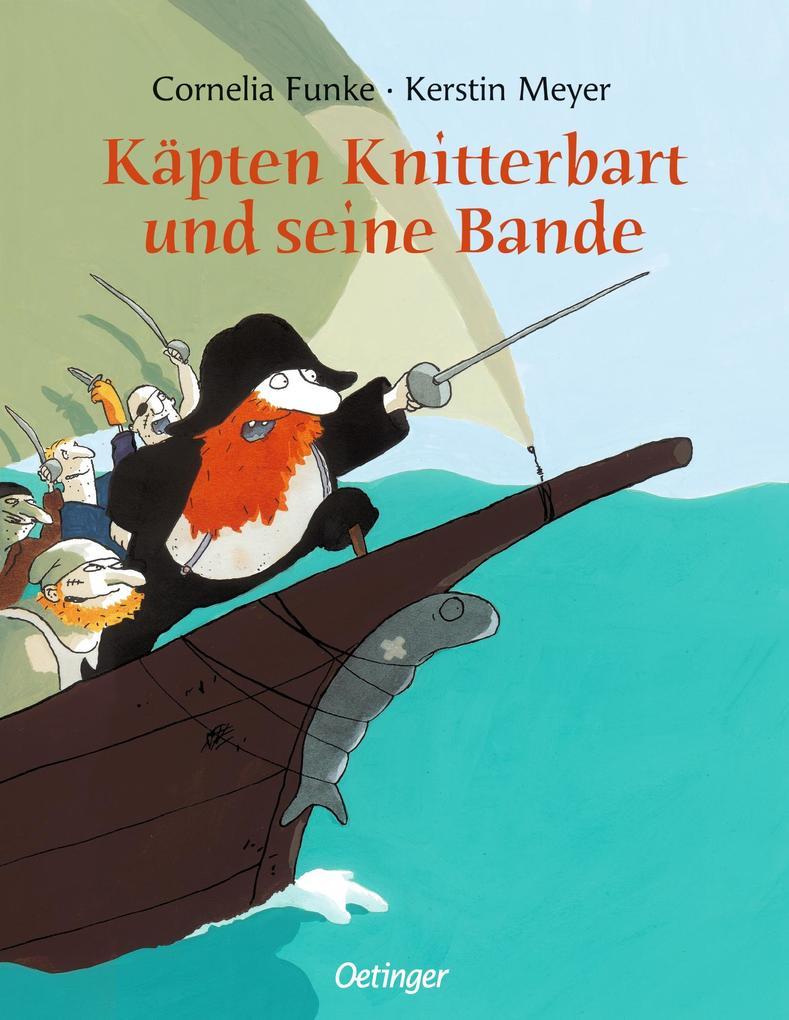Käpten Knitterbart und seine Bande als Buch (gebunden)