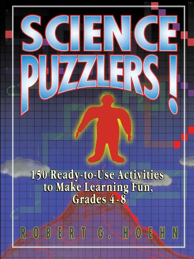 Science Puzzlers! als Taschenbuch
