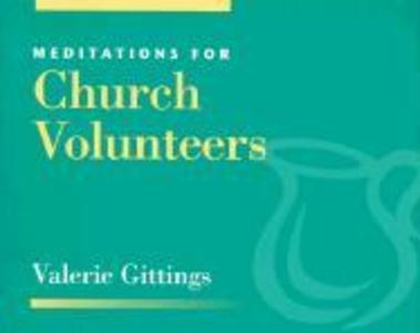 Meditations for Church Volunteers als Taschenbuch