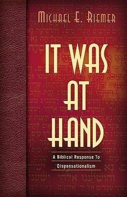 It Was at Hand als Taschenbuch