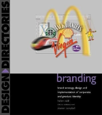 Branding: Brand Strategy, Design, and Implementation of Corporate and Product Identity als Taschenbuch