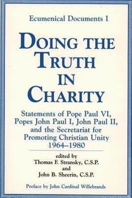 Doing the Truth in Charity als Taschenbuch