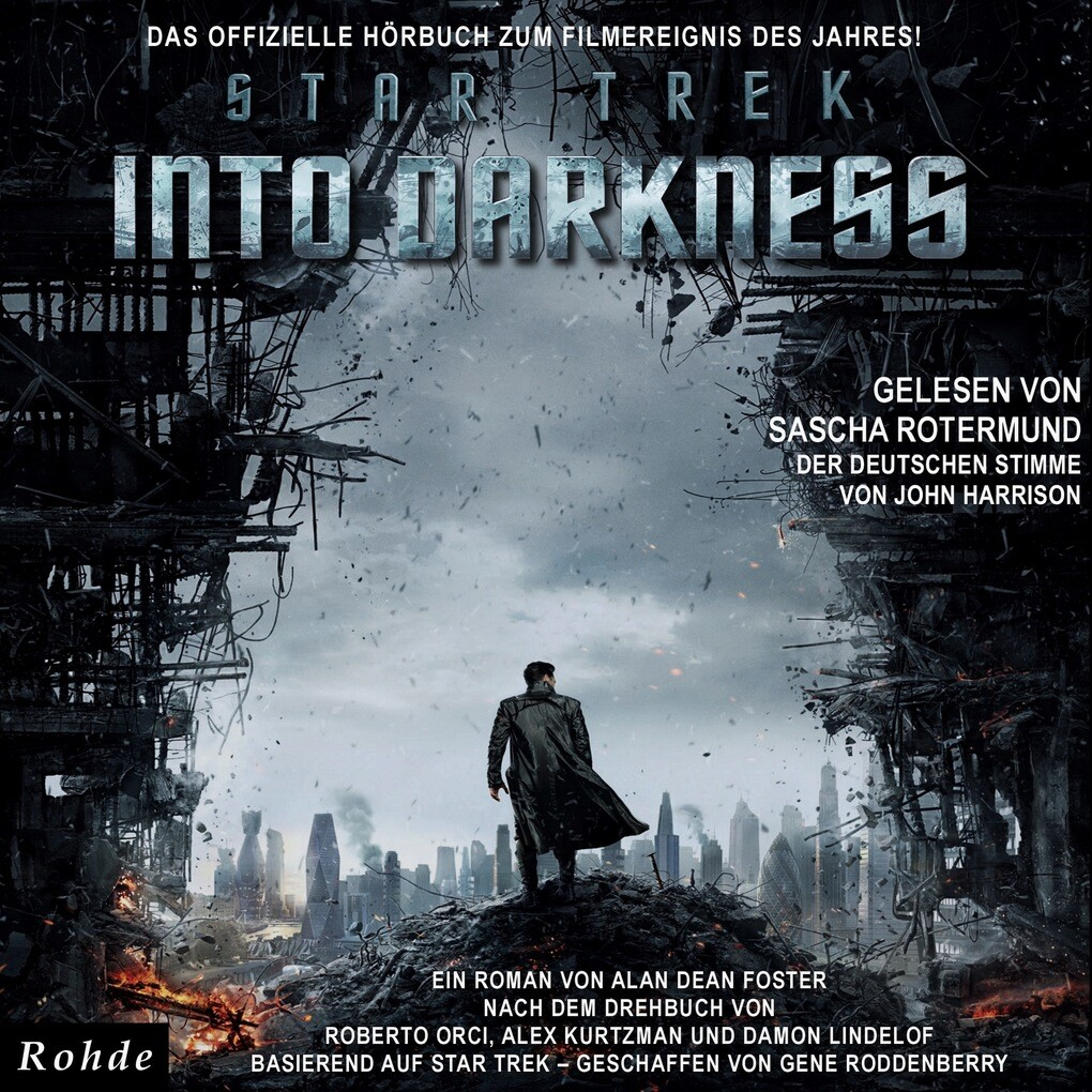 Star Trek Into Darkness als Hörbuch Download