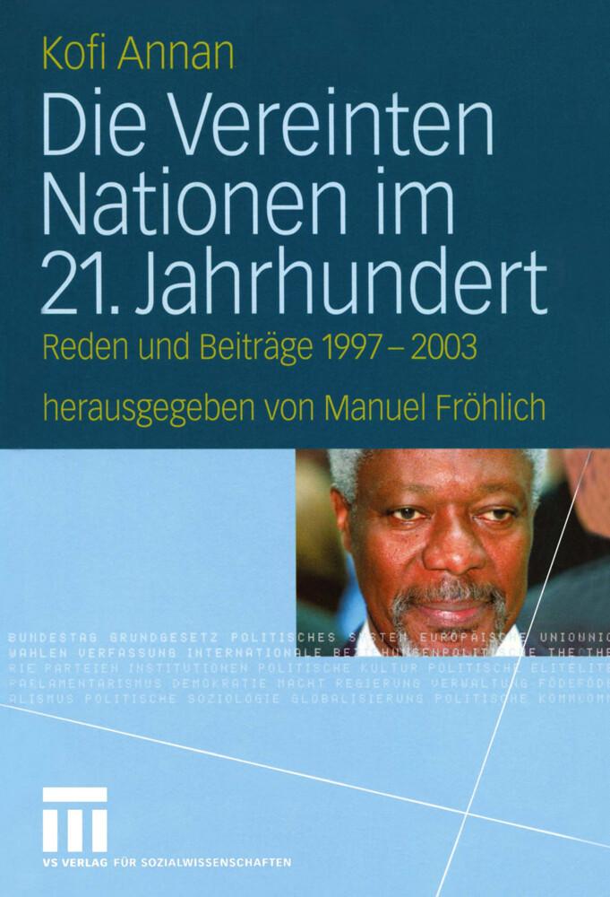 Die Vereinten Nationen im 21. Jahrhundert als Buch (kartoniert)