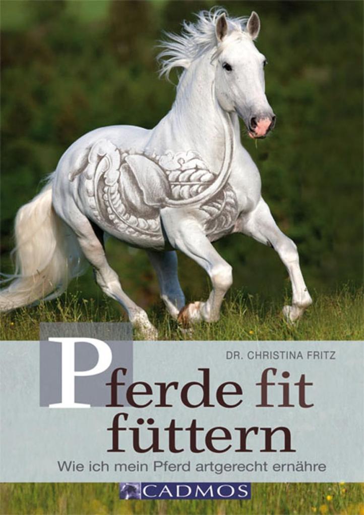 Pferde fit füttern als eBook epub