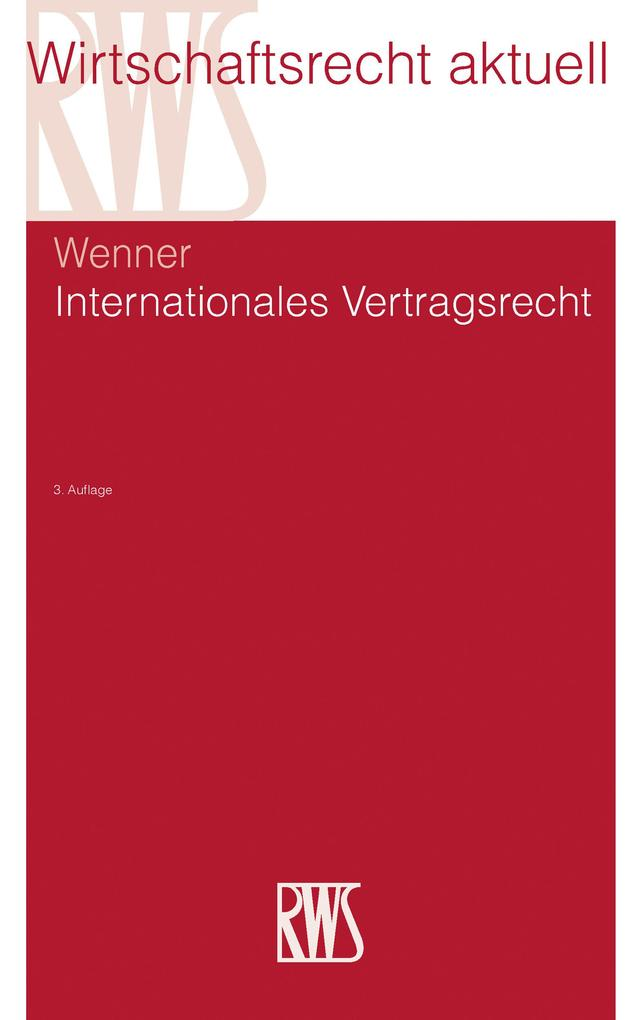 Internationales Vertragsrecht als eBook epub