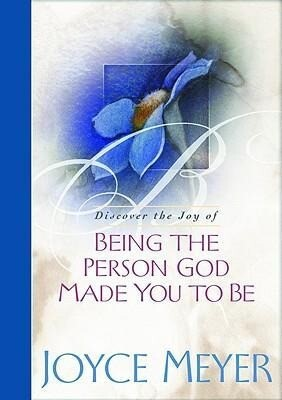 Being the Person God Made You to Be als Buch (gebunden)