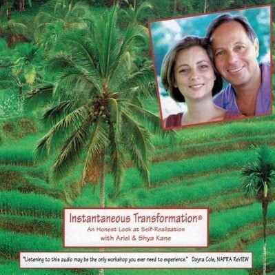 Instantaneous Transformation als Hörbuch CD