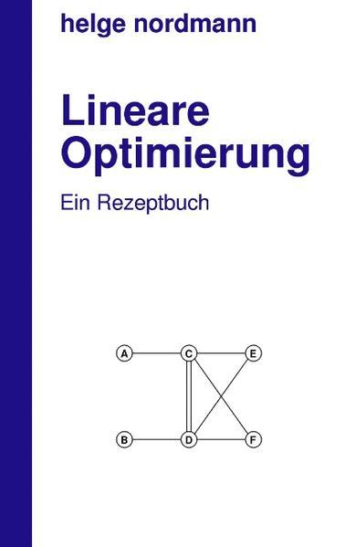 Lineare Optimierung als Buch (kartoniert)