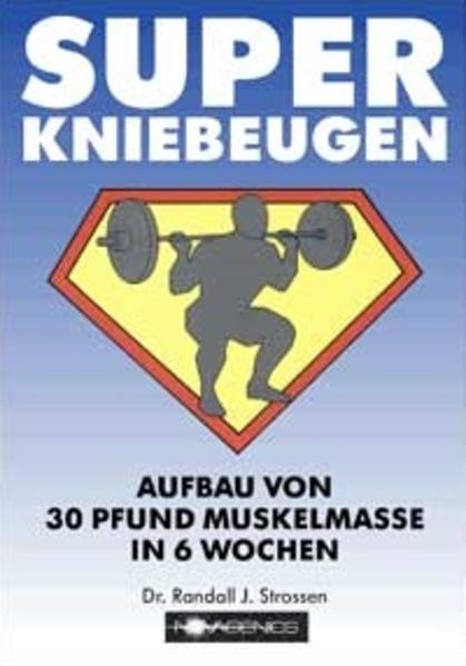 Super Kniebeugen als Buch (kartoniert)