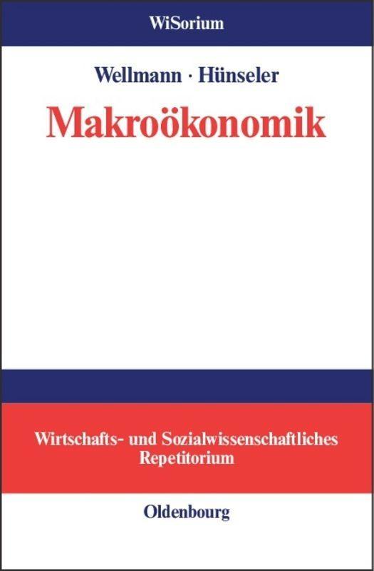 Makroökonomik als Buch (gebunden)