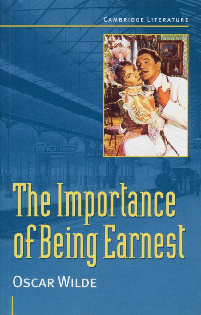 The Importance of Being Earnest. Mit Materialien als Buch (kartoniert)