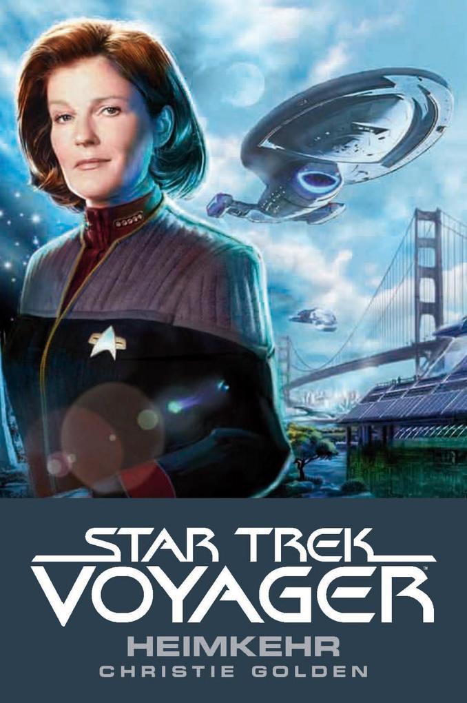Star Trek - Voyager 1. Heimkehr als Taschenbuch