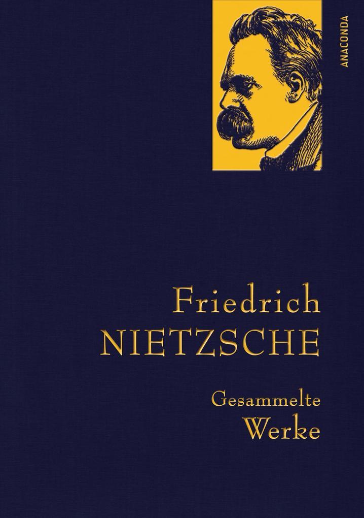 Friedrich Nietzsche - Gesammelte Werke als eBook epub