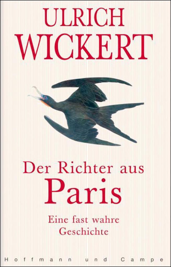 Der Richter aus Paris als eBook