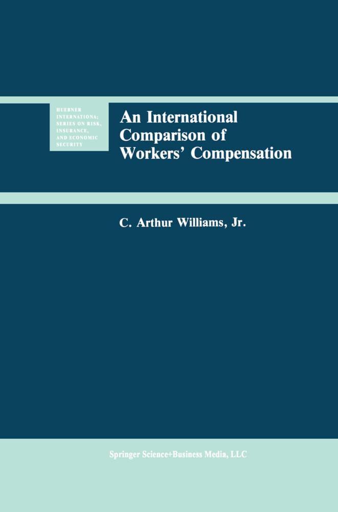 An International Comparison of Workers' Compensation als Buch (kartoniert)