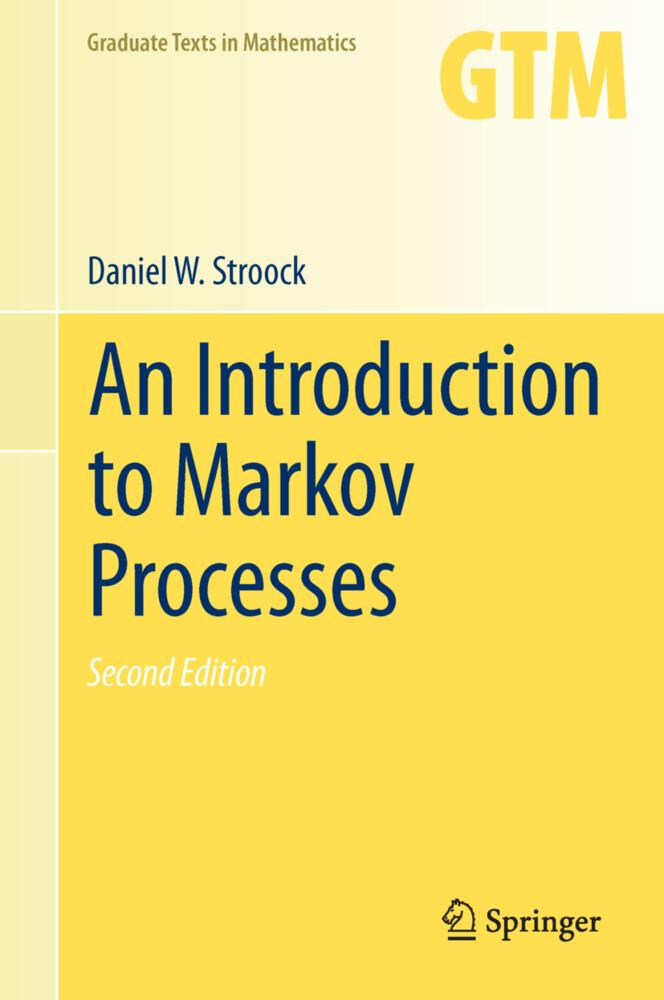 An Introduction to Markov Processes als Buch (gebunden)