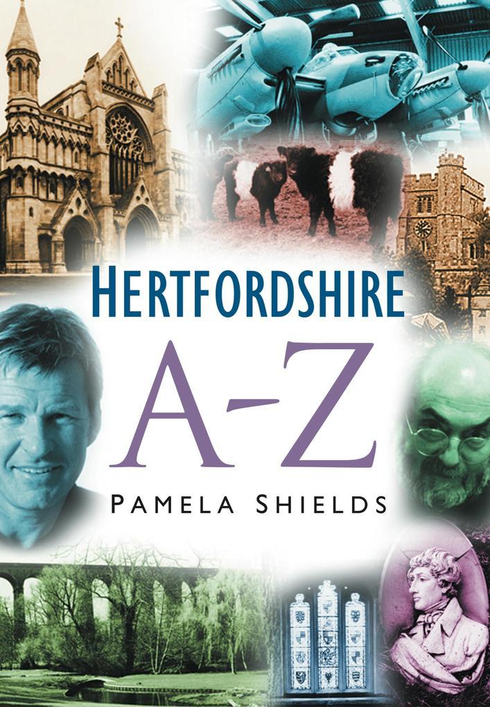 Hertfordshire A-Z als eBook epub