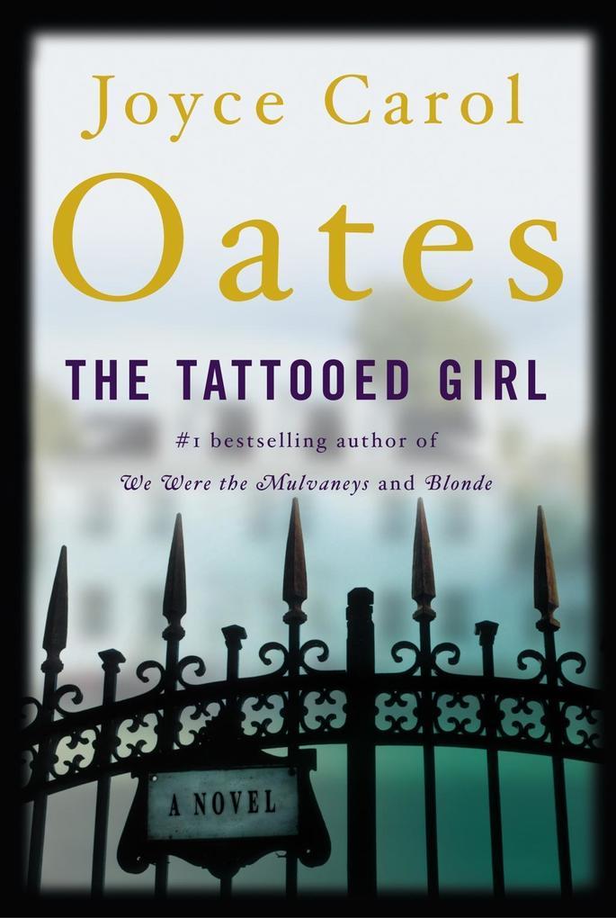 The Tattooed Girl als eBook epub