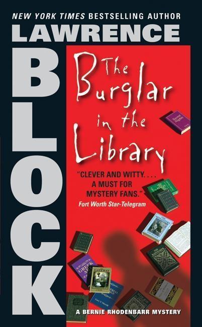 The Burglar in the Library als eBook epub