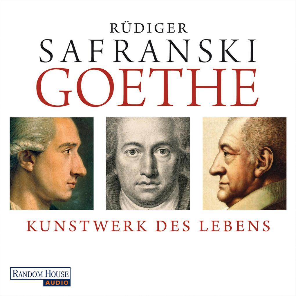 Goethe als Hörbuch Download
