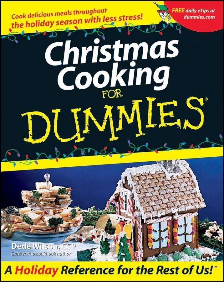 Christmas Cooking For Dummies als eBook