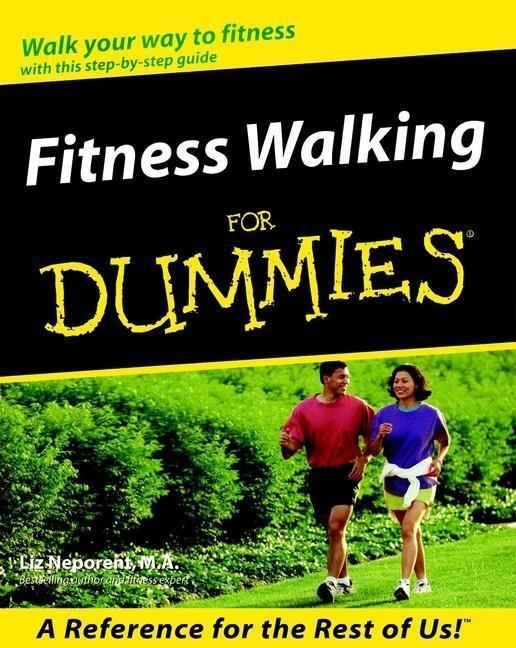 Fitness Walking For Dummies als eBook epub