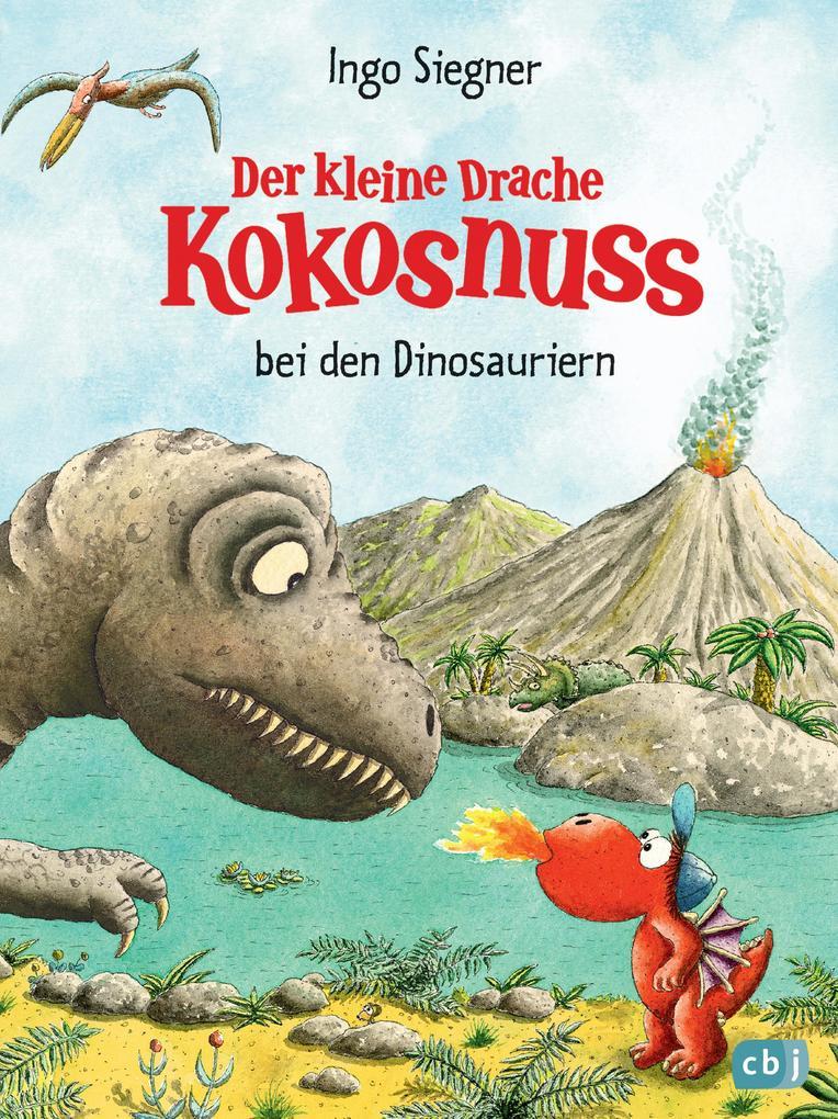 Der kleine Drache Kokosnuss bei den Dinosauriern als eBook epub