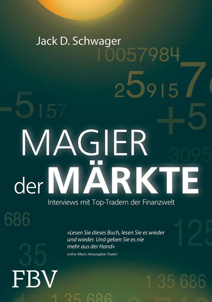 Magier der Märkte als Buch (gebunden)