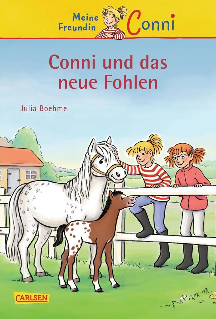Conni-Erzählbände 22: Conni und das neue Fohlen als eBook epub