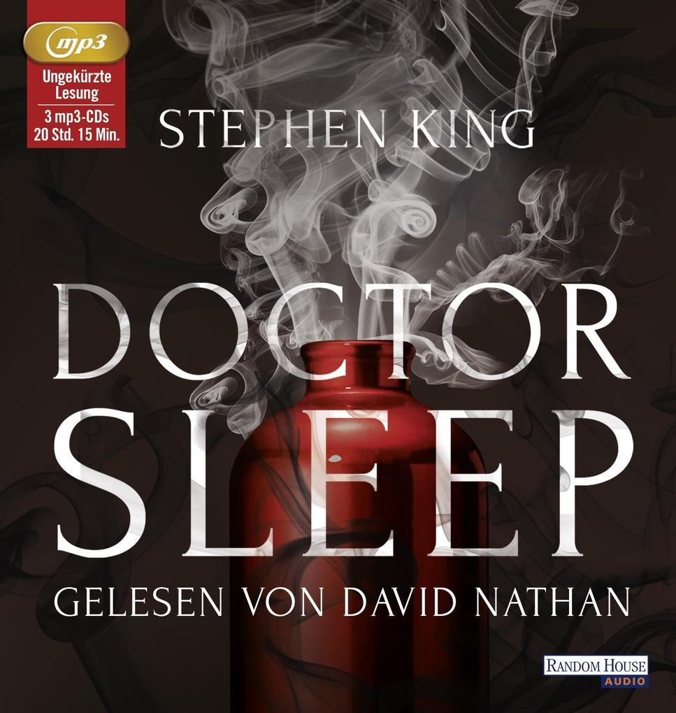 Doctor Sleep als Hörbuch CD