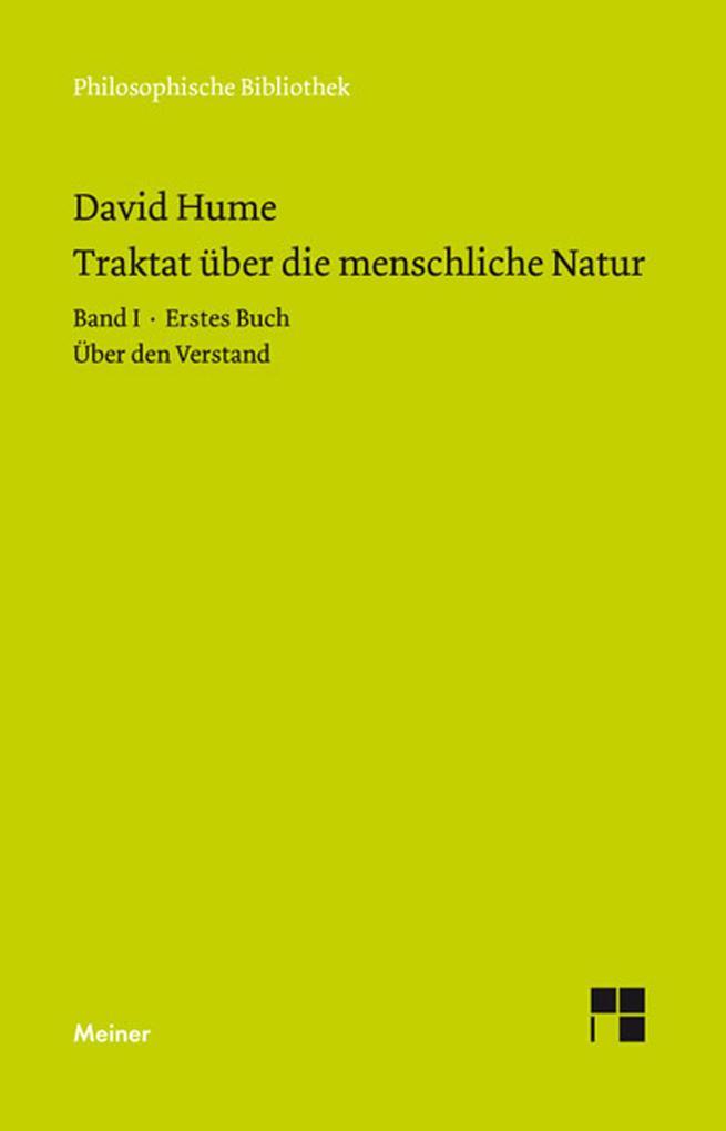 Ein Traktat über die menschliche Natur als eBook pdf