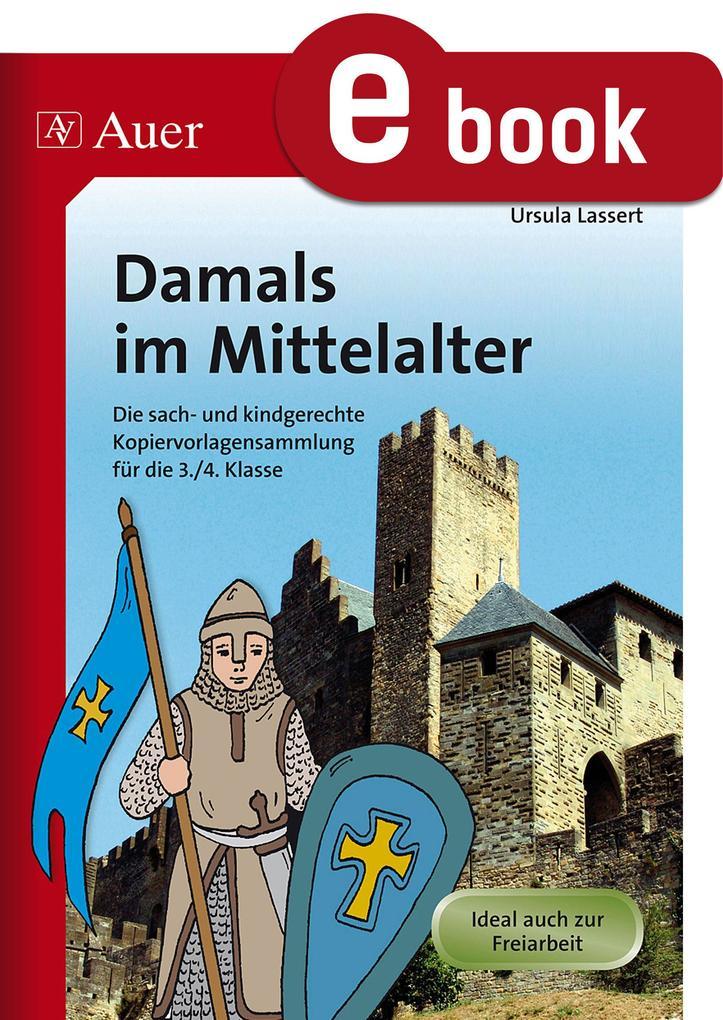 Damals im Mittelalter als eBook pdf