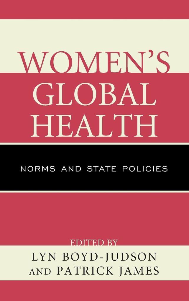 Women's Global Health als Buch (gebunden)