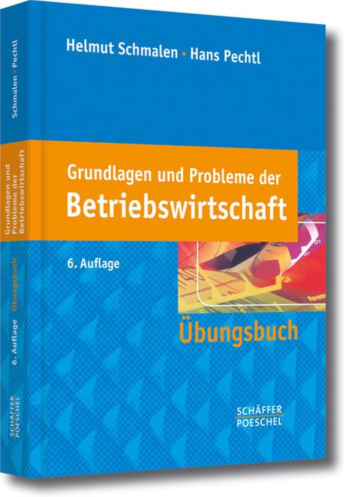Grundlagen und Probleme der Betriebswirtschaft als eBook pdf