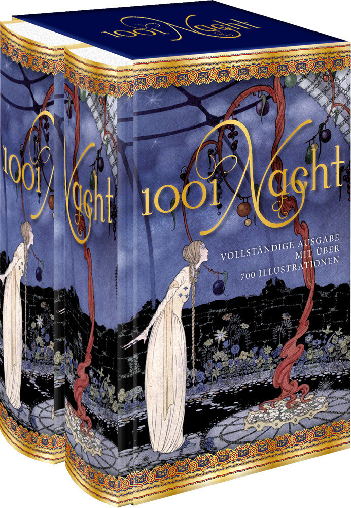 1001 Nacht - Tausendundeine Nacht als Buch (gebunden)