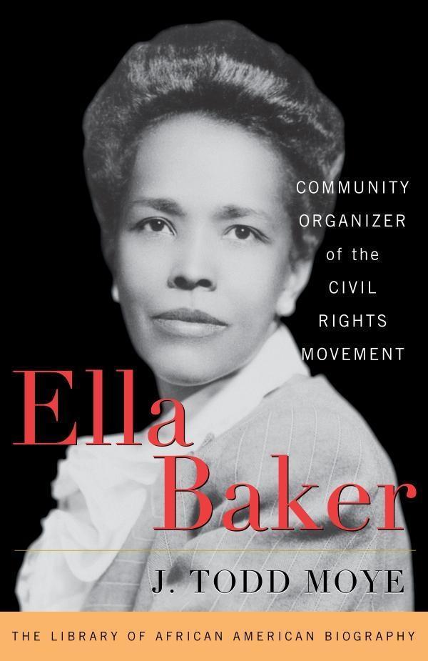 Ella Baker als eBook epub