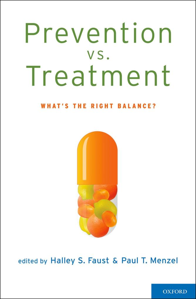 Prevention vs. Treatment als eBook pdf