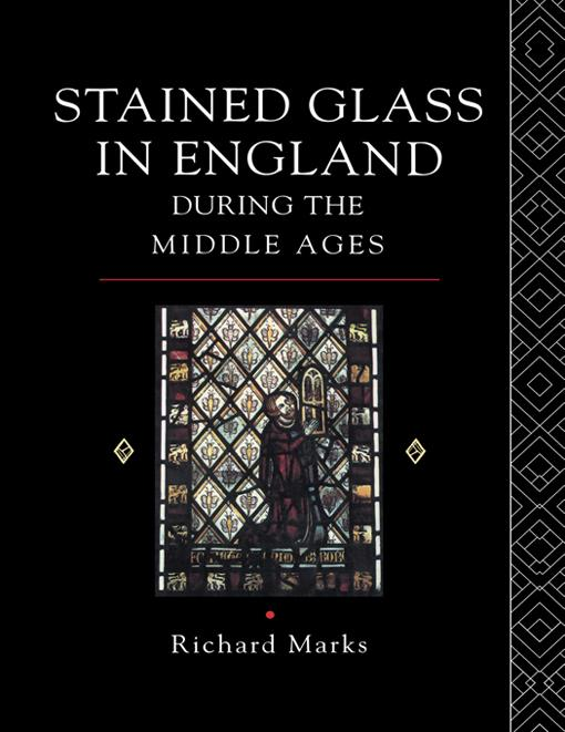 Stained Glass in England During the Middle Ages als eBook epub