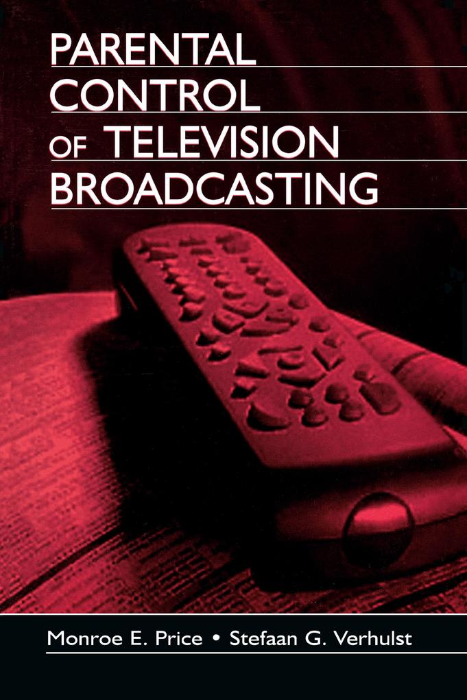 Parental Control of Television Broadcasting als eBook epub