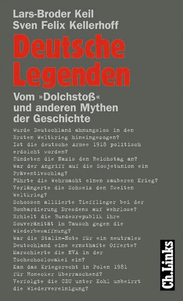 Deutsche Legenden als eBook epub