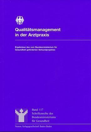 Qualitätsmanagement in der Arztpraxis als Buch (kartoniert)