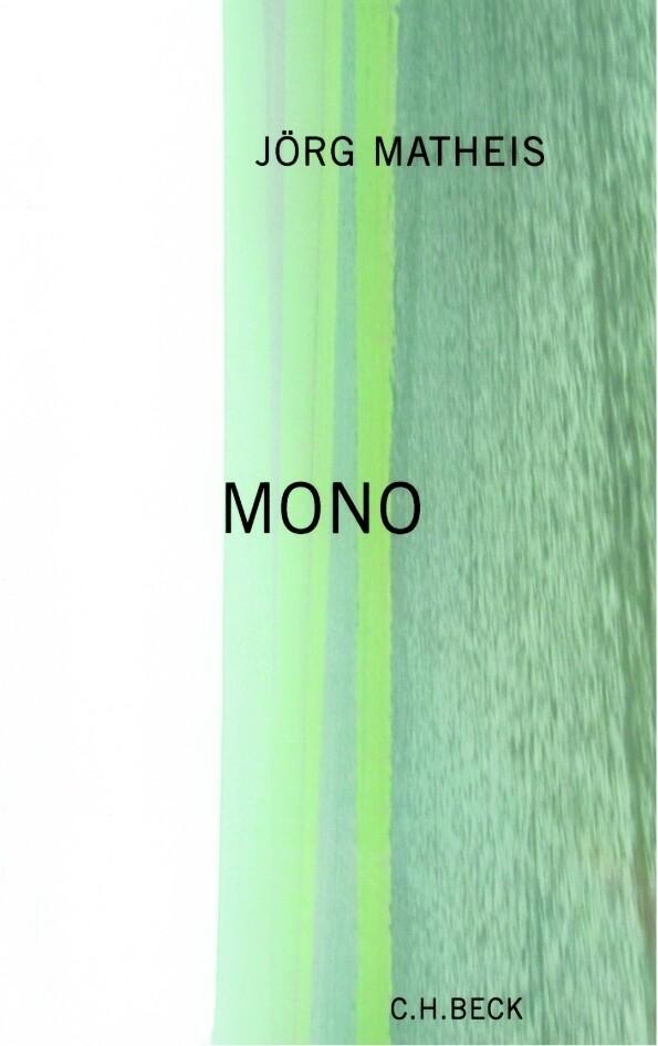 Mono als Buch (gebunden)