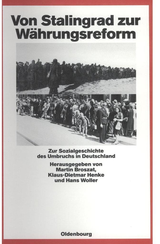 Von Stalingrad zur Währungsreform als eBook pdf