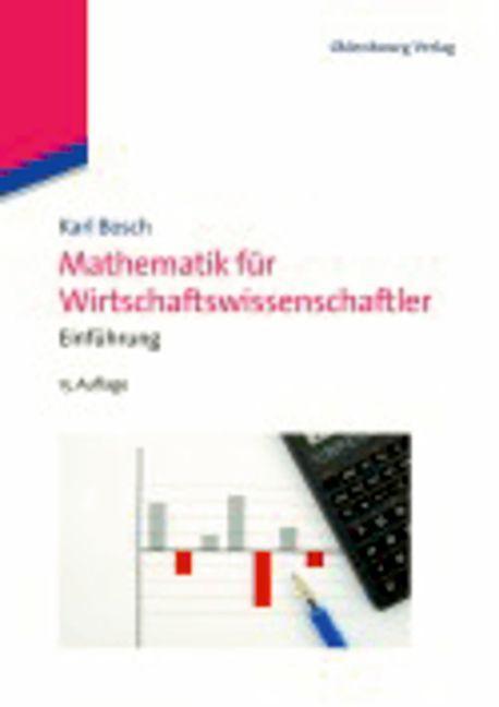 Mathematik für Wirtschaftswissenschaftler als eBook pdf