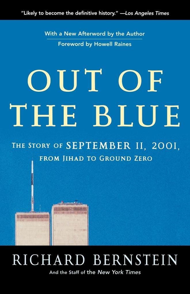 Out of the Blue als Taschenbuch