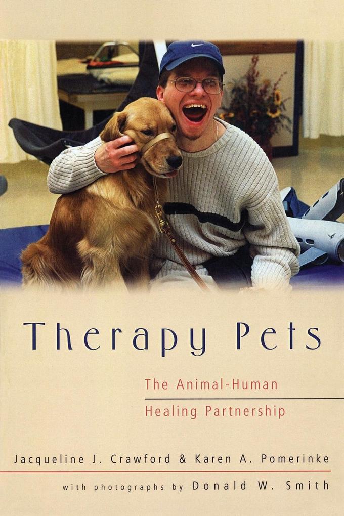 Therapy Pets als Taschenbuch