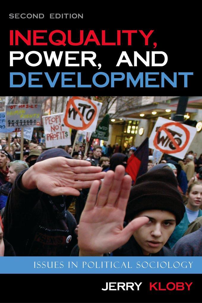 Inequality, Power, and Development als Taschenbuch