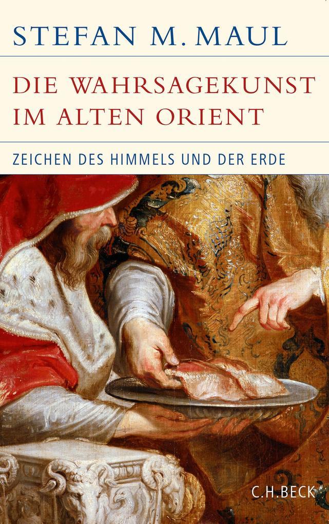 Die Wahrsagekunst im Alten Orient als eBook